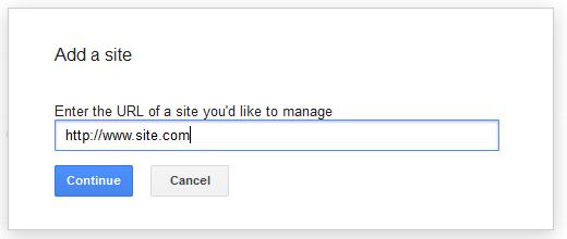 Dodavanje novog domena u Google Search Console (Google Webmaster Tools)